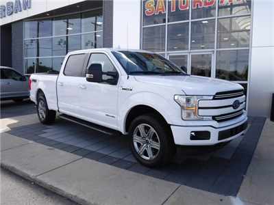 2018 F-150 SuperCrew Cab 4x4,  Pickup #FJ5544 - photo 3