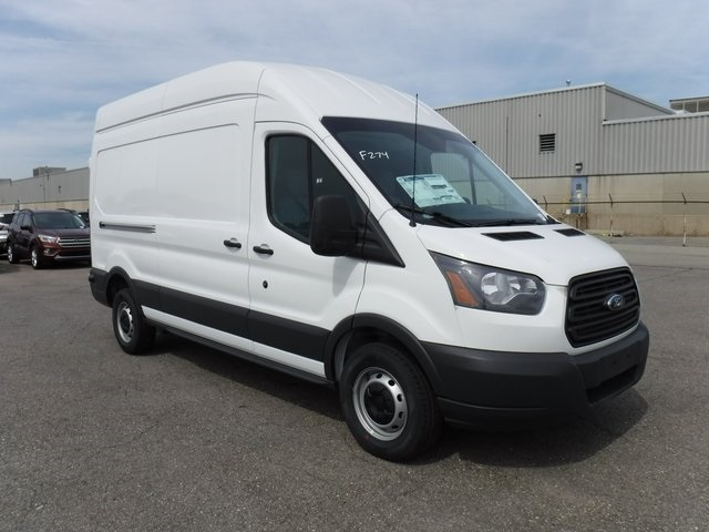 2018 Transit 250 High Roof 4x2,  Empty Cargo Van #FJ5640 - photo 3