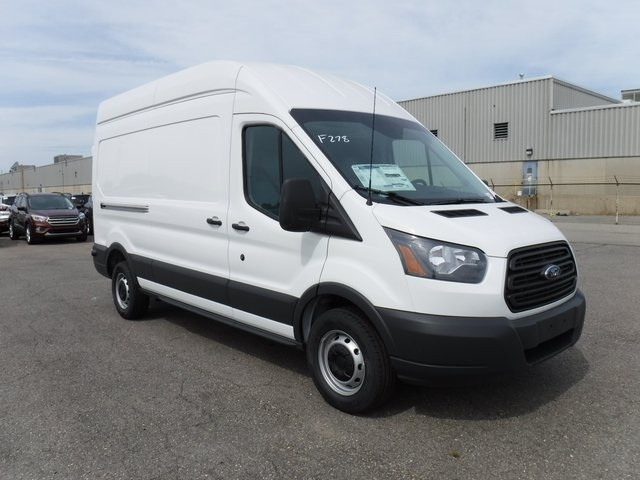 2018 Transit 250 High Roof 4x2,  Empty Cargo Van #FJ5641 - photo 3