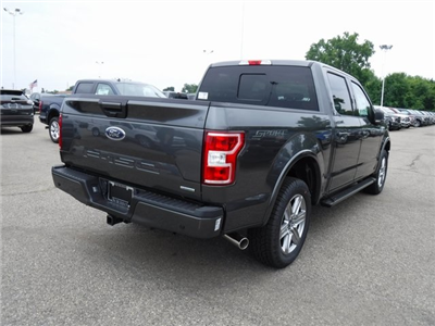 2018 F-150 SuperCrew Cab 4x4,  Pickup #FJ5708 - photo 5