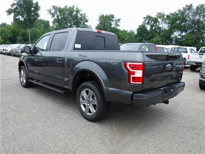 2018 F-150 SuperCrew Cab 4x4,  Pickup #FJ5708 - photo 2