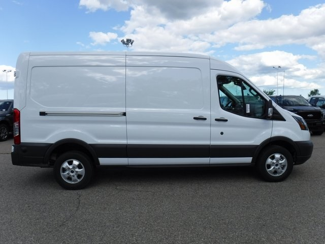 2018 Transit 250 Med Roof 4x2,  Empty Cargo Van #FJ5937 - photo 4