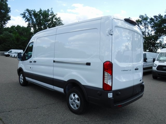2018 Transit 250 Med Roof 4x2,  Empty Cargo Van #FJ5937 - photo 6