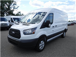 2018 Transit 250 Med Roof 4x2,  Empty Cargo Van #FJ5937 - photo 1