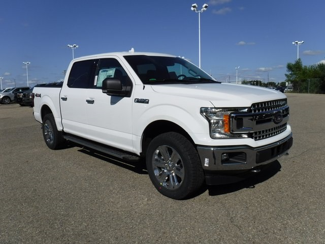 2018 F-150 SuperCrew Cab 4x4,  Pickup #FJ7088 - photo 3