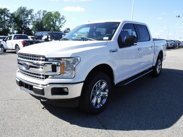 2018 F-150 SuperCrew Cab 4x4,  Pickup #FJ7088 - photo 1