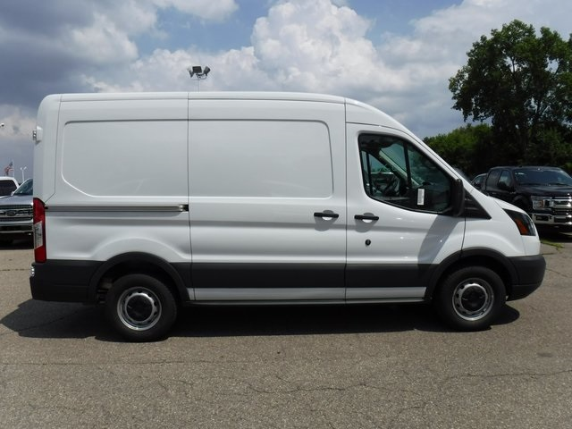 2018 Transit 150 Med Roof 4x2,  Empty Cargo Van #FJ7106 - photo 4
