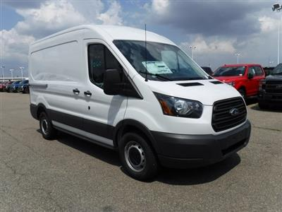 2018 Transit 150 Med Roof 4x2,  Empty Cargo Van #FJ7106 - photo 3