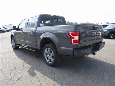 2018 F-150 SuperCrew Cab 4x4,  Pickup #FJ7158 - photo 2