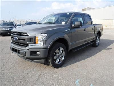 2018 F-150 SuperCrew Cab 4x4,  Pickup #FJ7158 - photo 1