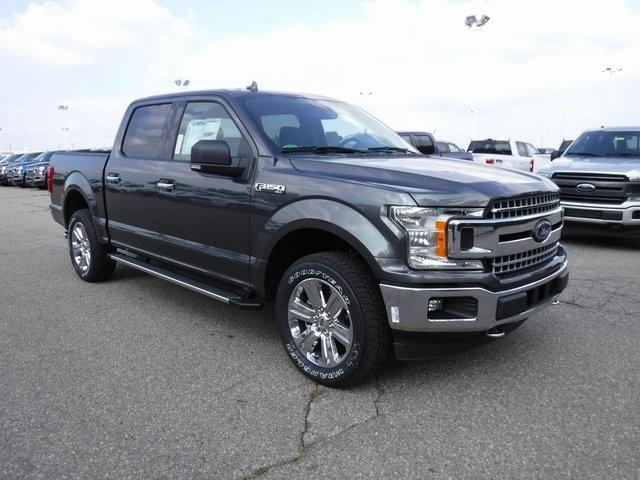 2018 F-150 SuperCrew Cab 4x4,  Pickup #FJ7180 - photo 3