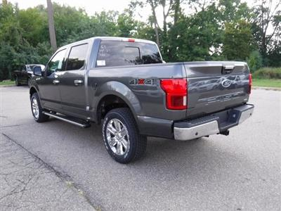 2018 F-150 SuperCrew Cab 4x4,  Pickup #FJ7180 - photo 2