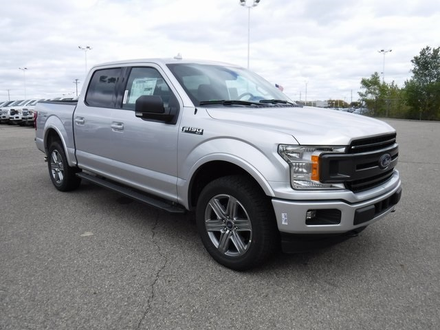 2018 F-150 SuperCrew Cab 4x4,  Pickup #FJ7630 - photo 3