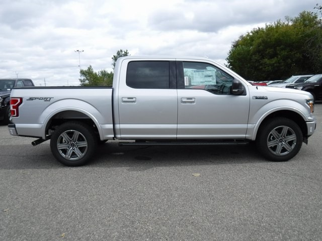 2018 F-150 SuperCrew Cab 4x4,  Pickup #FJ7630 - photo 4