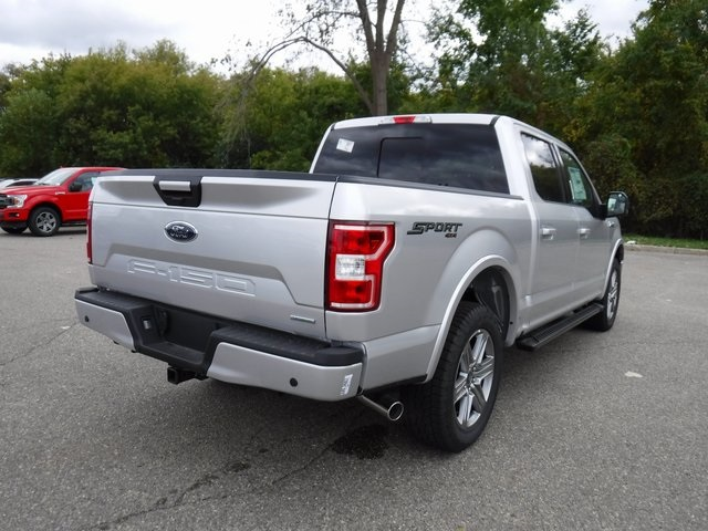 2018 F-150 SuperCrew Cab 4x4,  Pickup #FJ7630 - photo 5