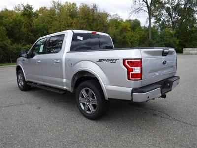 2018 F-150 SuperCrew Cab 4x4,  Pickup #FJ7630 - photo 2