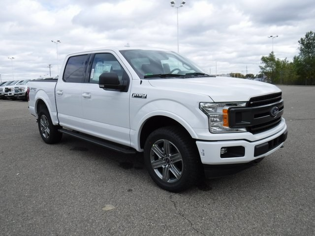 2018 F-150 SuperCrew Cab 4x4,  Pickup #FJ7649 - photo 3