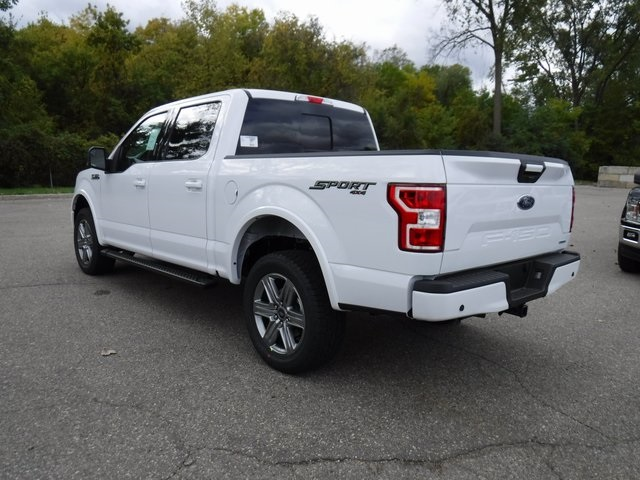 2018 F-150 SuperCrew Cab 4x4,  Pickup #FJ7649 - photo 2