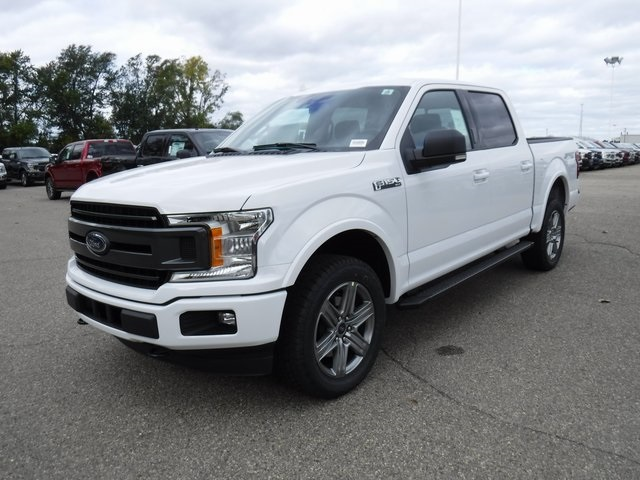 2018 F-150 SuperCrew Cab 4x4,  Pickup #FJ7649 - photo 1