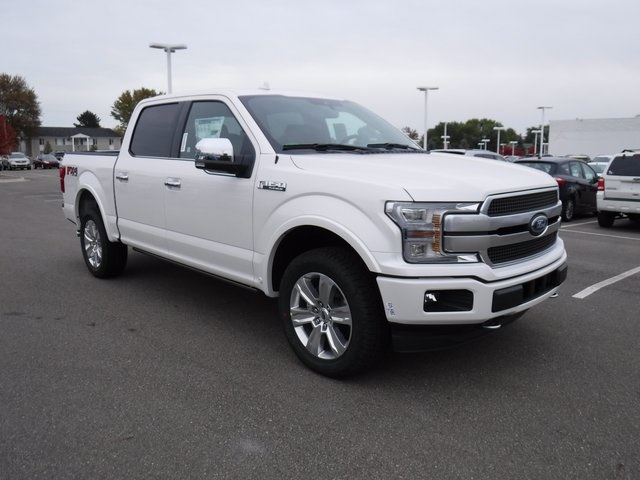 2018 F-150 SuperCrew Cab 4x4,  Pickup #FJ7665 - photo 3