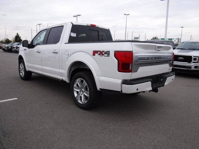 2018 F-150 SuperCrew Cab 4x4,  Pickup #FJ7665 - photo 2