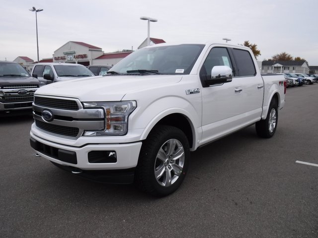 2018 F-150 SuperCrew Cab 4x4,  Pickup #FJ7665 - photo 1