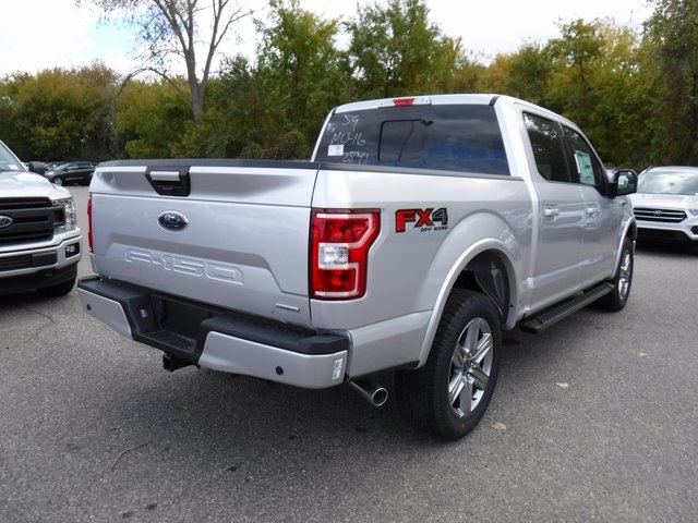 2018 F-150 SuperCrew Cab 4x4,  Pickup #FJ7666 - photo 5