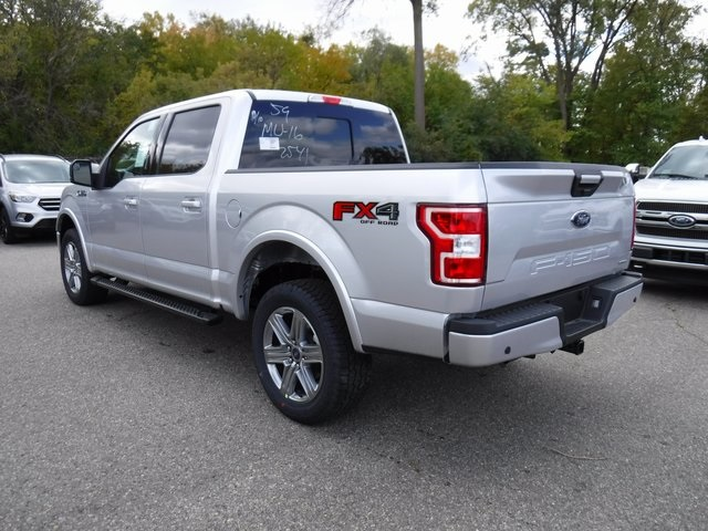 2018 F-150 SuperCrew Cab 4x4,  Pickup #FJ7666 - photo 2