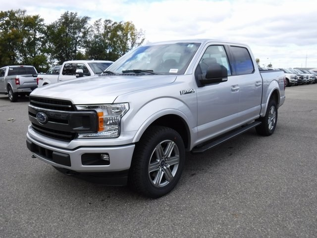 2018 F-150 SuperCrew Cab 4x4,  Pickup #FJ7666 - photo 1
