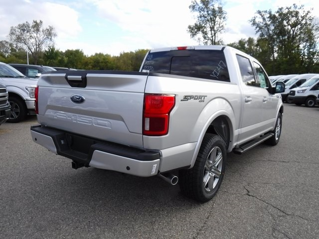 2018 F-150 SuperCrew Cab 4x4,  Pickup #FJ7671 - photo 5