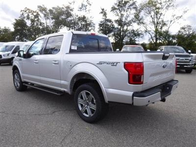 2018 F-150 SuperCrew Cab 4x4,  Pickup #FJ7671 - photo 2