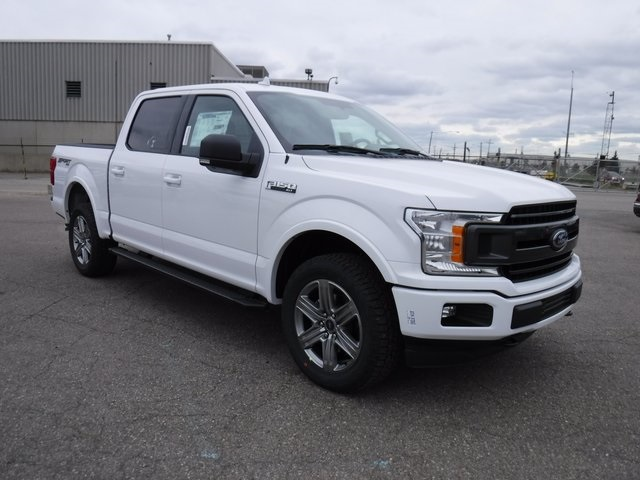 2018 F-150 SuperCrew Cab 4x4,  Pickup #FJ7672 - photo 3