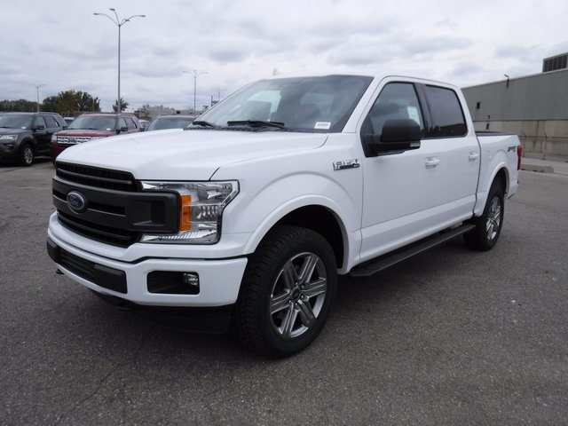 2018 F-150 SuperCrew Cab 4x4,  Pickup #FJ7672 - photo 1