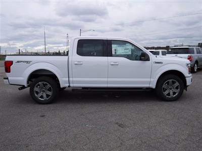 2018 F-150 SuperCrew Cab 4x4,  Pickup #FJ7672 - photo 4