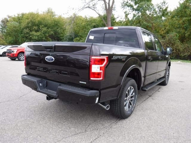 2018 F-150 SuperCrew Cab 4x4,  Pickup #FJ7685 - photo 5