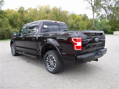 2018 F-150 SuperCrew Cab 4x4,  Pickup #FJ7685 - photo 2