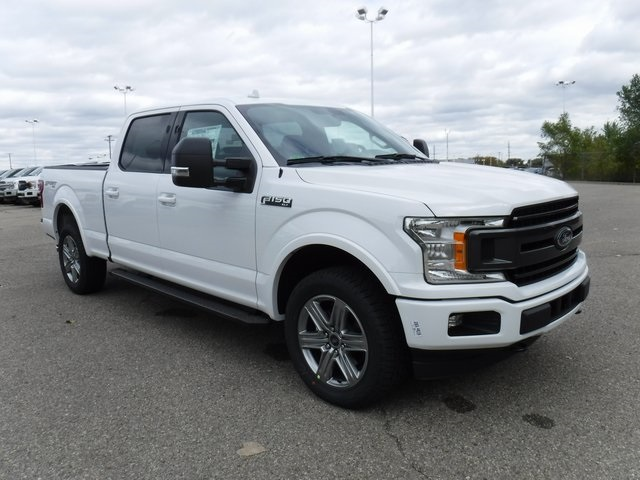 2018 F-150 SuperCrew Cab 4x4,  Pickup #FJ7700 - photo 3