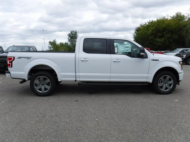 2018 F-150 SuperCrew Cab 4x4,  Pickup #FJ7700 - photo 4