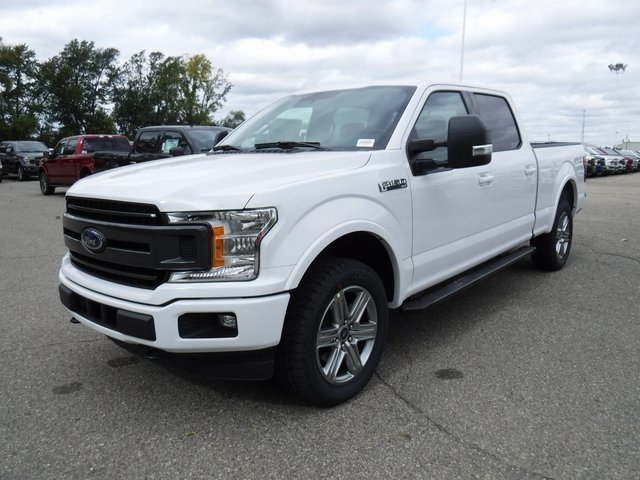 2018 F-150 SuperCrew Cab 4x4,  Pickup #FJ7700 - photo 1
