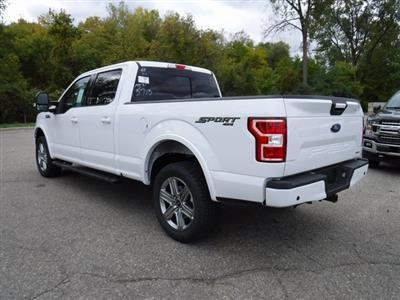 2018 F-150 SuperCrew Cab 4x4,  Pickup #FJ7700 - photo 2