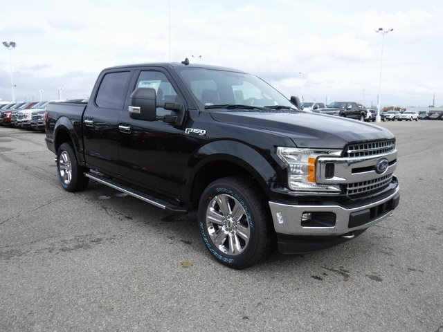2018 F-150 SuperCrew Cab 4x4,  Pickup #FJ7975 - photo 3