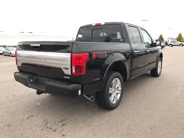 2018 F-150 SuperCrew Cab 4x4,  Pickup #FJ7984 - photo 5