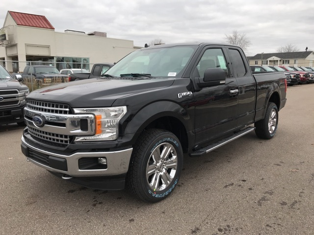 2018 F-150 Super Cab 4x4,  Pickup #FJ7997 - photo 1