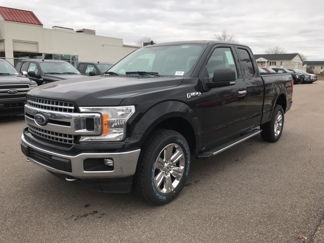 2018 F-150 Super Cab 4x4,  Pickup #FJ7998 - photo 1