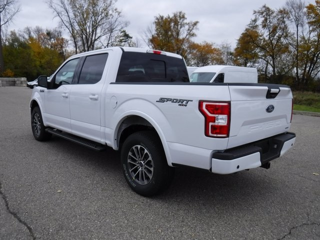 2018 F-150 SuperCrew Cab 4x4,  Pickup #FJ8004 - photo 2
