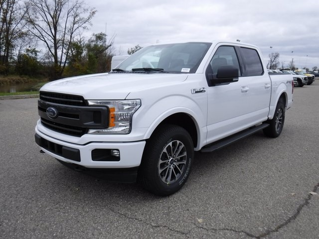 2018 F-150 SuperCrew Cab 4x4,  Pickup #FJ8004 - photo 1