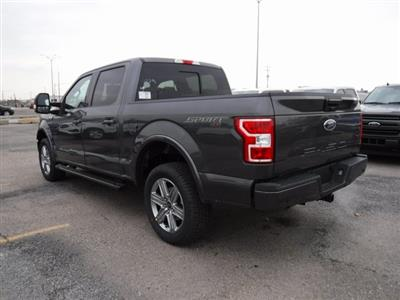 2018 F-150 SuperCrew Cab 4x4,  Pickup #FJ8032 - photo 2