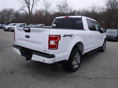 2018 F-150 SuperCrew Cab 4x4,  Pickup #FJ8160 - photo 5