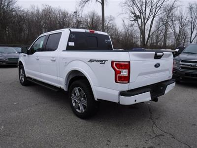 2018 F-150 SuperCrew Cab 4x4,  Pickup #FJ8160 - photo 2