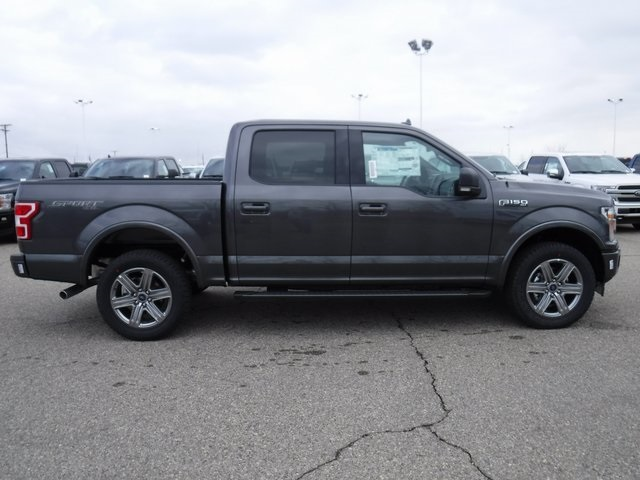 2018 F-150 SuperCrew Cab 4x4,  Pickup #FJ8161 - photo 4